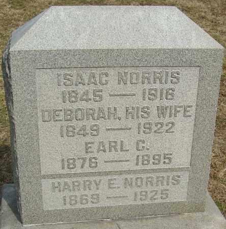 NORRIS, DEBORAH - Franklin County, Ohio | DEBORAH NORRIS - Ohio Gravestone Photos