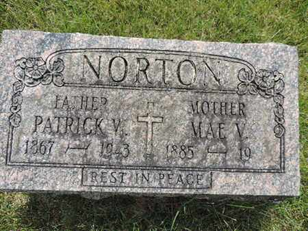 NORTON, MAE V - Franklin County, Ohio   MAE V NORTON - Ohio Gravestone Photos