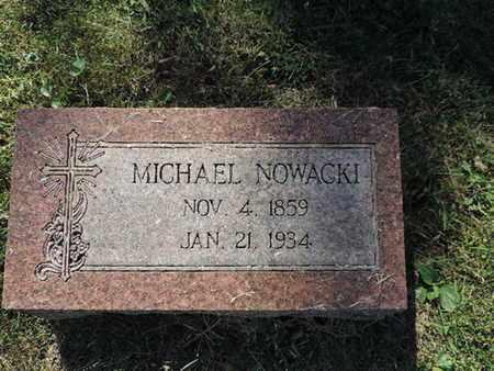 NOWACKI, MICHAEL - Franklin County, Ohio   MICHAEL NOWACKI - Ohio Gravestone Photos
