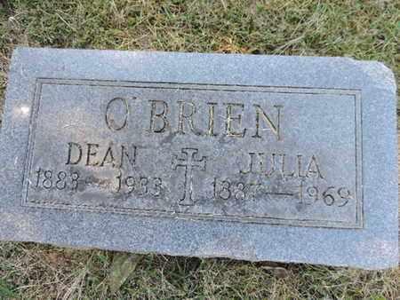 O'BRIEN, DEAN - Franklin County, Ohio | DEAN O'BRIEN - Ohio Gravestone Photos