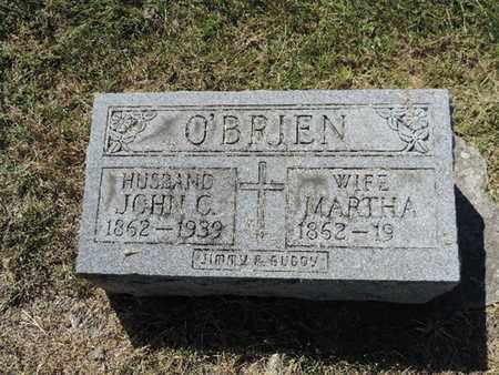 O'BRIEN, JOHN C. - Franklin County, Ohio | JOHN C. O'BRIEN - Ohio Gravestone Photos