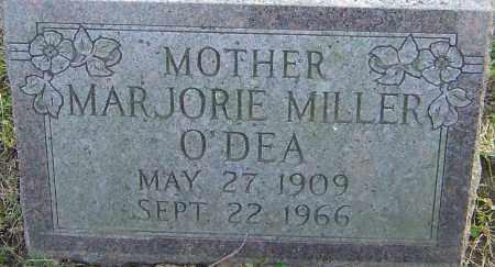MILLER O'DEA, MARJORIE - Franklin County, Ohio | MARJORIE MILLER O'DEA - Ohio Gravestone Photos