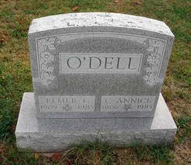 O'DELL, C. ANNICE - Franklin County, Ohio | C. ANNICE O'DELL - Ohio Gravestone Photos