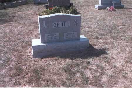 OFFILL, DANIEL M. - Franklin County, Ohio | DANIEL M. OFFILL - Ohio Gravestone Photos