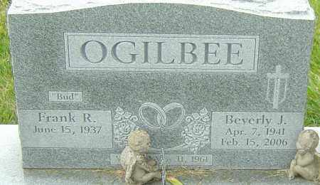 OGILBEE, BEVERLY J - Franklin County, Ohio | BEVERLY J OGILBEE - Ohio Gravestone Photos