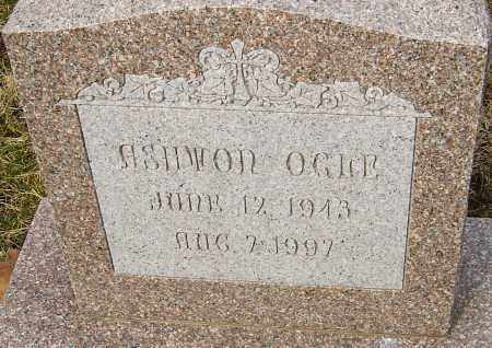 OGLE, ASHTON - Franklin County, Ohio | ASHTON OGLE - Ohio Gravestone Photos