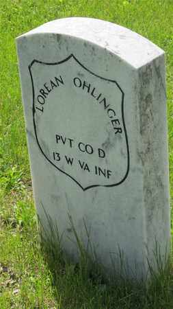 OHLINGER, LOREAN - Franklin County, Ohio | LOREAN OHLINGER - Ohio Gravestone Photos