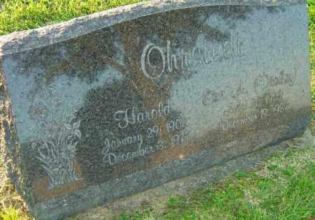 DONLEY OHRSTEDT, ORA - Franklin County, Ohio | ORA DONLEY OHRSTEDT - Ohio Gravestone Photos