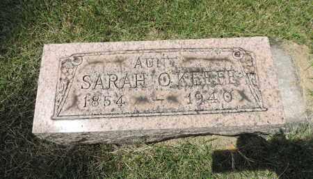 O'KEFFE, SARAH - Franklin County, Ohio | SARAH O'KEFFE - Ohio Gravestone Photos