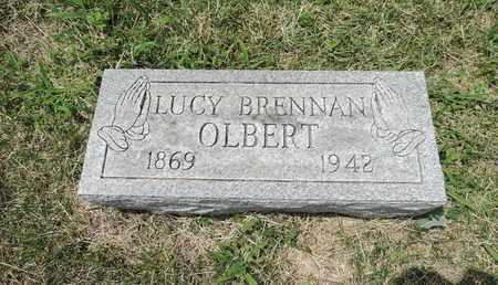 OLBERT, LUCY - Franklin County, Ohio | LUCY OLBERT - Ohio Gravestone Photos
