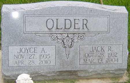 OLDER, JACK R - Franklin County, Ohio | JACK R OLDER - Ohio Gravestone Photos