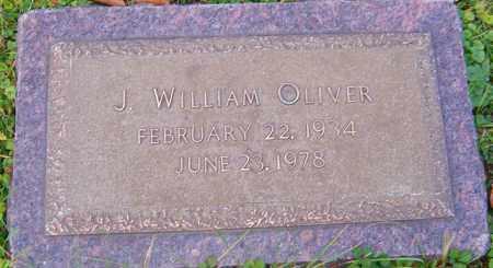 OLIVER, J WILLIAM - Franklin County, Ohio | J WILLIAM OLIVER - Ohio Gravestone Photos