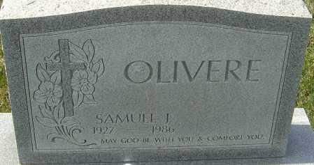 OLIVERE, SAMUEL J - Franklin County, Ohio | SAMUEL J OLIVERE - Ohio Gravestone Photos