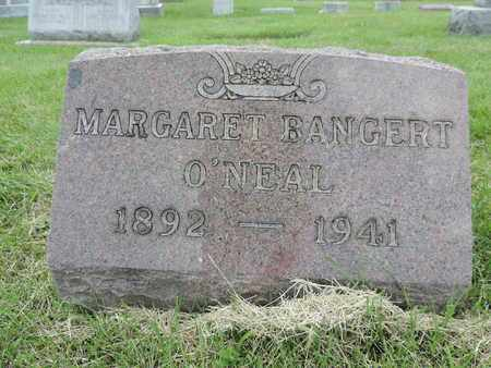 O'NEAL, MARGARET - Franklin County, Ohio | MARGARET O'NEAL - Ohio Gravestone Photos