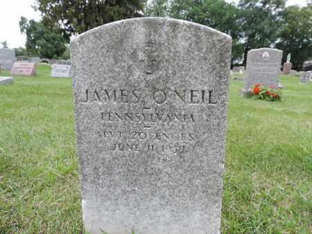 O'NEIL, JAMES - Franklin County, Ohio   JAMES O'NEIL - Ohio Gravestone Photos