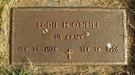 O'NEILL, EDDIE H. - Franklin County, Ohio   EDDIE H. O'NEILL - Ohio Gravestone Photos