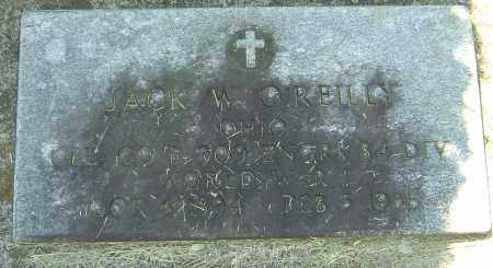 O'REILLY, JACK W - Franklin County, Ohio | JACK W O'REILLY - Ohio Gravestone Photos