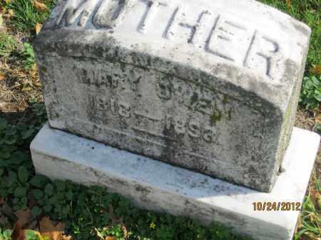 OWEN, MARY - Franklin County, Ohio | MARY OWEN - Ohio Gravestone Photos