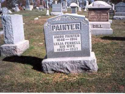 FERRELL PAINTER, LELIA - Franklin County, Ohio | LELIA FERRELL PAINTER - Ohio Gravestone Photos