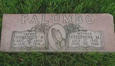 PALUMBO, DOMENICO N - Franklin County, Ohio | DOMENICO N PALUMBO - Ohio Gravestone Photos
