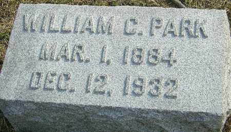 PARK, WILLIAM C - Franklin County, Ohio | WILLIAM C PARK - Ohio Gravestone Photos