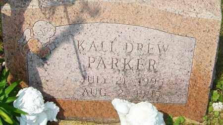 PARKER, KALI DREW - Franklin County, Ohio | KALI DREW PARKER - Ohio Gravestone Photos