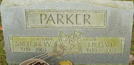 PARKER, HILDA - Franklin County, Ohio   HILDA PARKER - Ohio Gravestone Photos