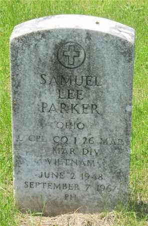 PARKER, SAMUEL LEE - Franklin County, Ohio | SAMUEL LEE PARKER - Ohio Gravestone Photos