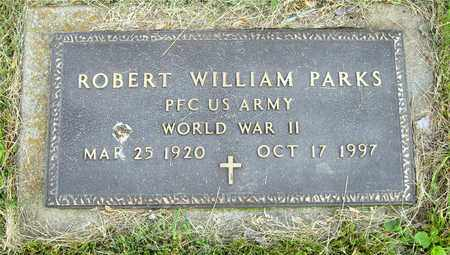 PARKS, ROBERT WILLIAM - Franklin County, Ohio | ROBERT WILLIAM PARKS - Ohio Gravestone Photos