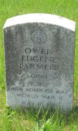 PARMELE, OWEN EUGENE - Franklin County, Ohio | OWEN EUGENE PARMELE - Ohio Gravestone Photos