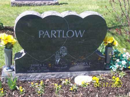 PARTLOW, JAMES L - Franklin County, Ohio | JAMES L PARTLOW - Ohio Gravestone Photos