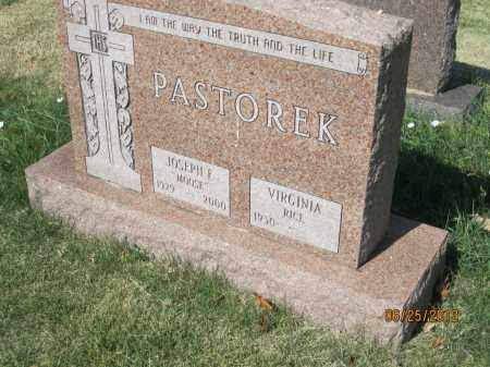 "PASTOREK, JOSEPH F ""MOOSE"" JR - Franklin County, Ohio   JOSEPH F ""MOOSE"" JR PASTOREK - Ohio Gravestone Photos"