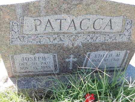 PATACCA, JOSEPH - Franklin County, Ohio | JOSEPH PATACCA - Ohio Gravestone Photos