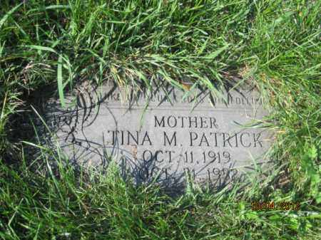 PATRICK, TINA MAE - Franklin County, Ohio | TINA MAE PATRICK - Ohio Gravestone Photos