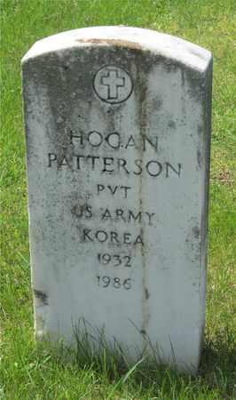 PATTERSON, HOGAN - Franklin County, Ohio | HOGAN PATTERSON - Ohio Gravestone Photos