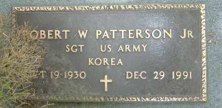 PATTERSON JR, ROBERT W - Franklin County, Ohio | ROBERT W PATTERSON JR - Ohio Gravestone Photos