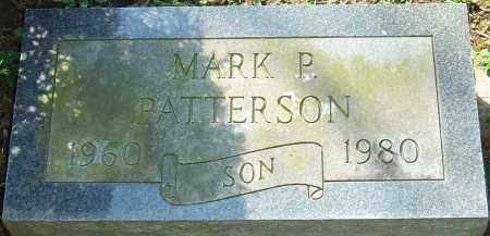 PATTERSON, MARK P - Franklin County, Ohio | MARK P PATTERSON - Ohio Gravestone Photos
