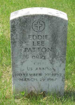 PATTON, EDDIE LEE - Franklin County, Ohio | EDDIE LEE PATTON - Ohio Gravestone Photos