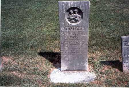 PAUL, WILLIAM - Franklin County, Ohio   WILLIAM PAUL - Ohio Gravestone Photos