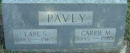 PAVEY, EARL S - Franklin County, Ohio | EARL S PAVEY - Ohio Gravestone Photos