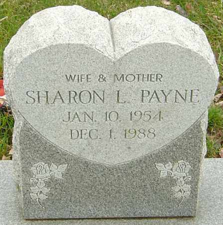 PAYNE, SHARON L - Franklin County, Ohio | SHARON L PAYNE - Ohio Gravestone Photos