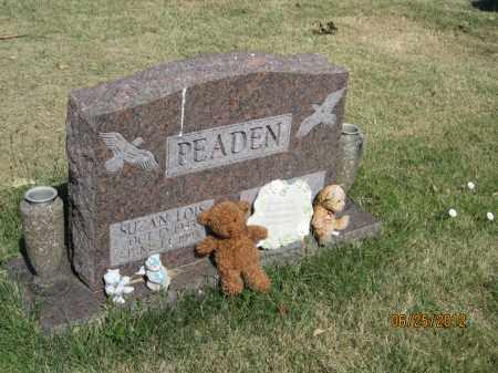 PEADEN, SUZAN LOIS - Franklin County, Ohio | SUZAN LOIS PEADEN - Ohio Gravestone Photos