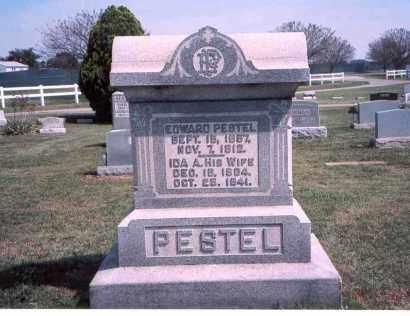 PESTEL, EDWARD - Franklin County, Ohio | EDWARD PESTEL - Ohio Gravestone Photos