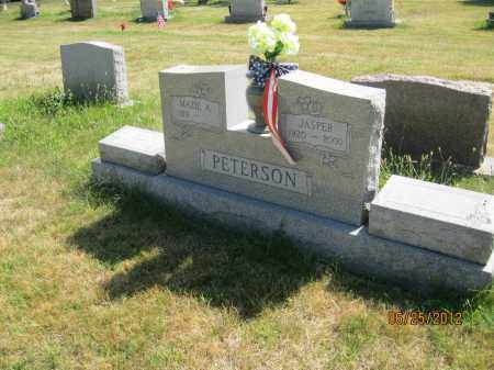 PETERSON, JASPER JR. - Franklin County, Ohio   JASPER JR. PETERSON - Ohio Gravestone Photos