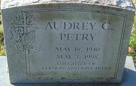 PETRY, AUDREY C - Franklin County, Ohio | AUDREY C PETRY - Ohio Gravestone Photos