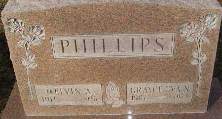 PHILLIPS, GRAYCE EVA - Franklin County, Ohio | GRAYCE EVA PHILLIPS - Ohio Gravestone Photos