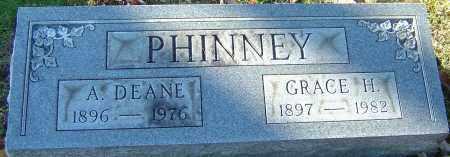 PHINNEY, A DEANE - Franklin County, Ohio | A DEANE PHINNEY - Ohio Gravestone Photos