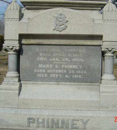 SMILEY PHINNEY, MARY - Franklin County, Ohio | MARY SMILEY PHINNEY - Ohio Gravestone Photos