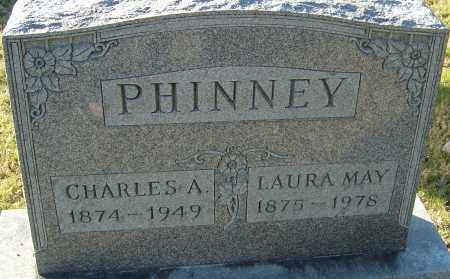 PHINNEY, LAURA MAY - Franklin County, Ohio | LAURA MAY PHINNEY - Ohio Gravestone Photos