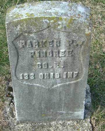 PINGREE, PARKER P - Franklin County, Ohio   PARKER P PINGREE - Ohio Gravestone Photos